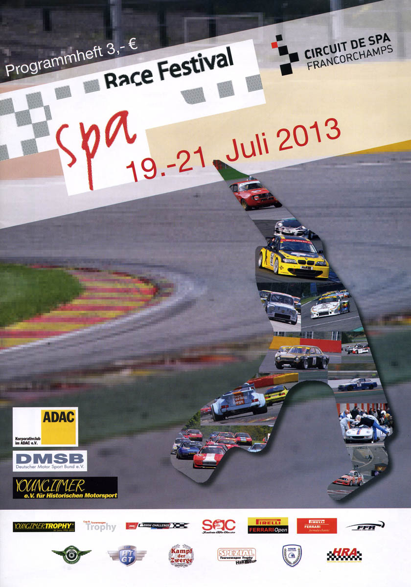 21.07.2013 - Spa-Francorchamps