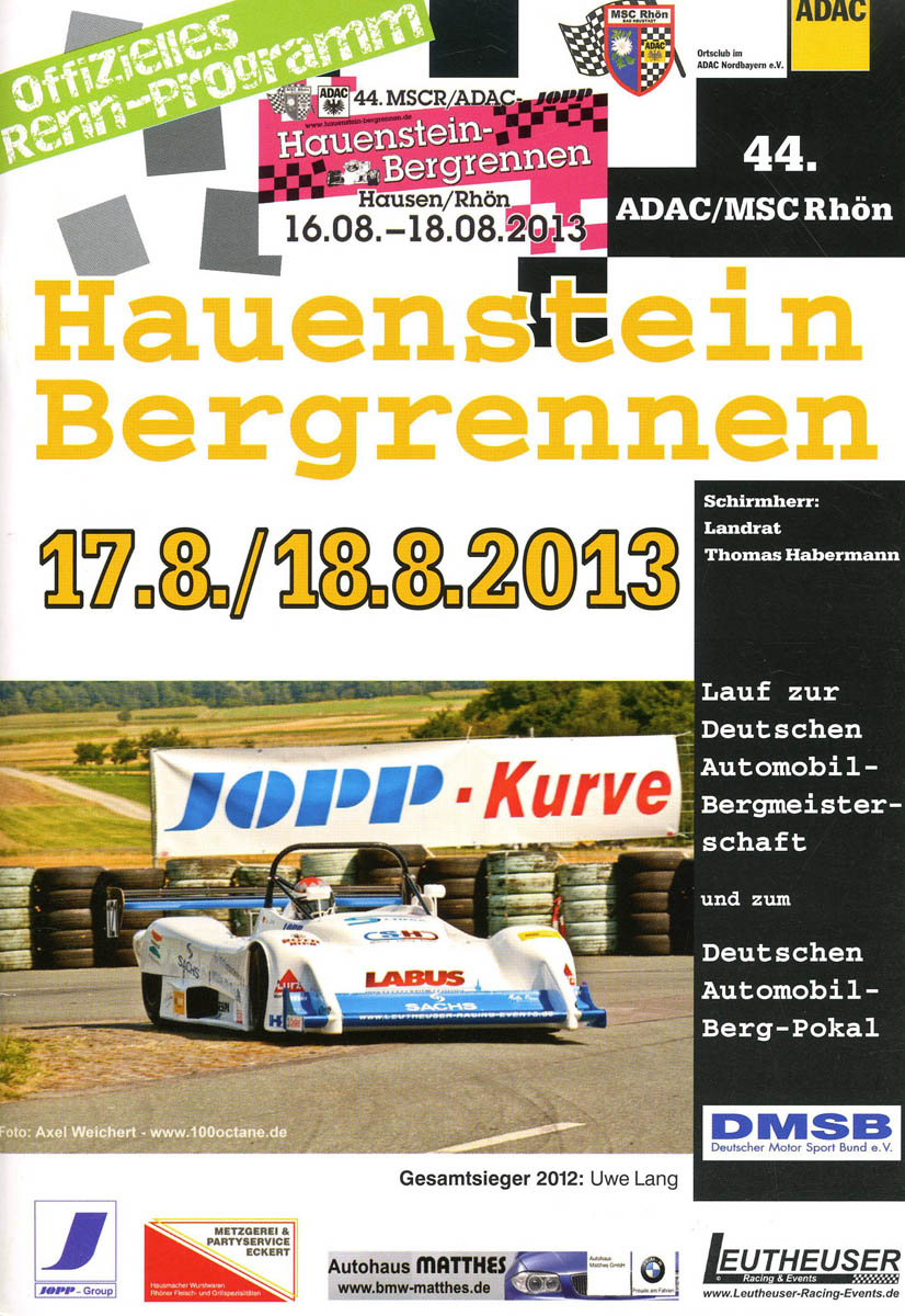 18.08.2013 - Hauenstein