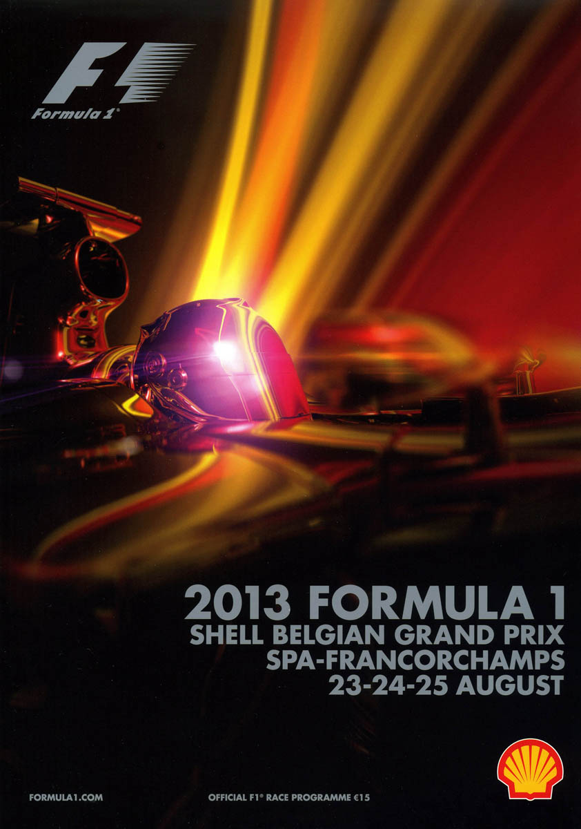 25.08.2013 - Spa-Francorchamps