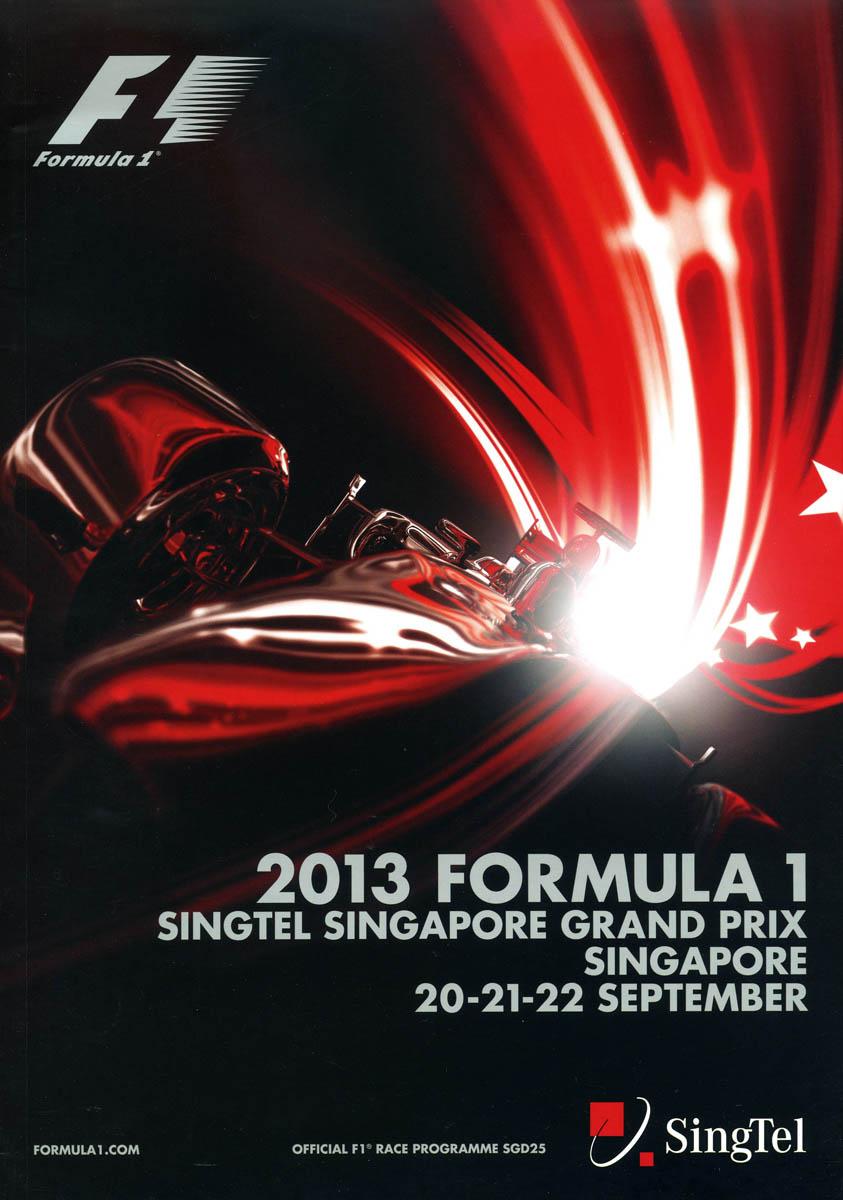 22.09.2013 - Singapore