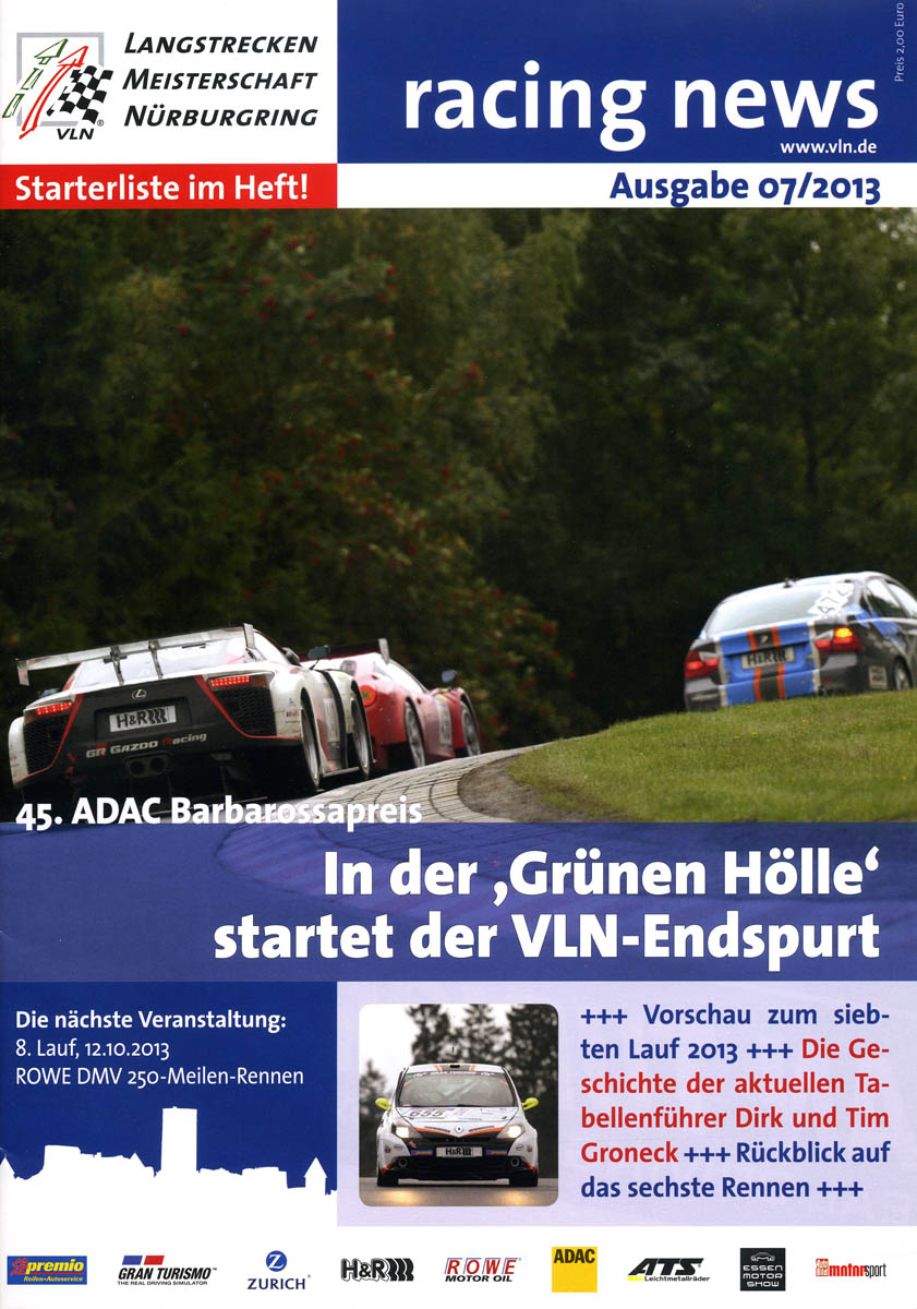 28.09.2013 - Nürburgring