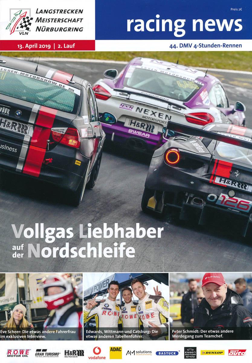 13.04.2019 - Nürburgring