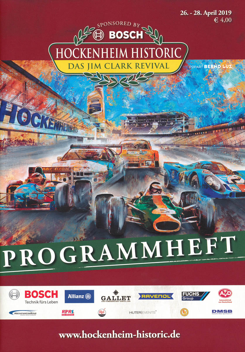 28.04.2019 - Hockenheim