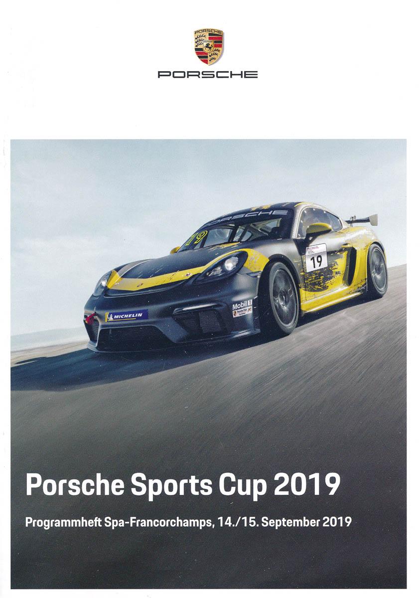 15.09.2019 - Spa-Francorchamps
