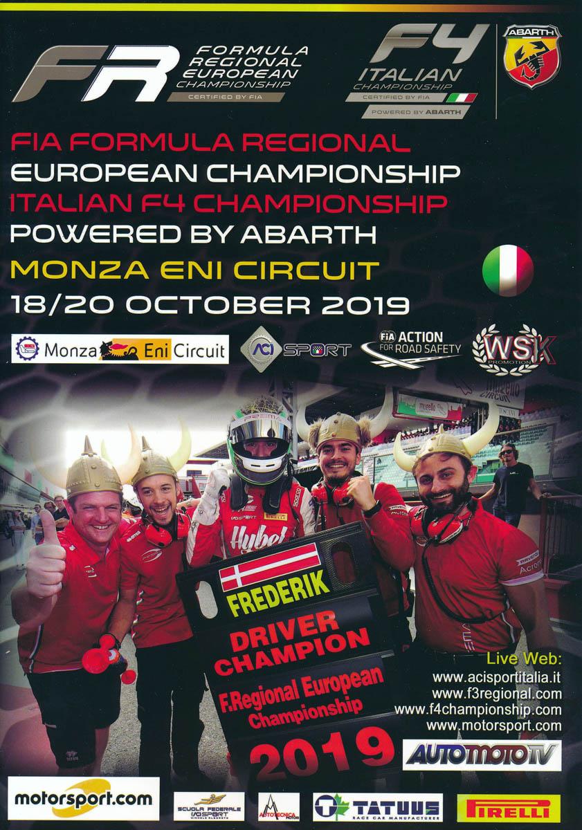 20.10.2019 - Monza