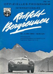 19.06.1960 - Rossfeld
