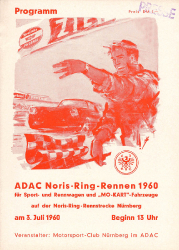 03.07.1960 - Norisring