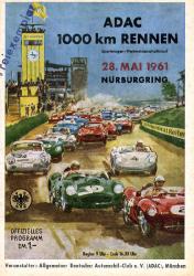 28.05.1961 - Nürburgring
