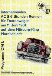 11.06.1961 - Nürburgring