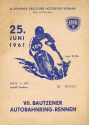 25.06.1961 - Bautzen