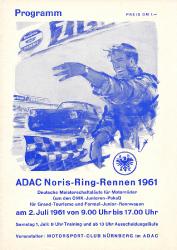 02.07.1961 - Norisring