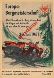 30.07.1961 - Freiburg-Schauinsland