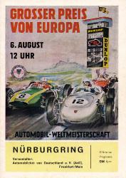 06.08.1961 - Nürburgring