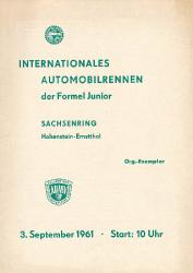 03.09.1961 - Sachsenring