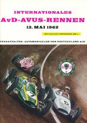 13.05.1962 - Avus