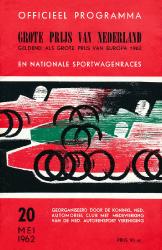 20.05.1962 - Zandvoort