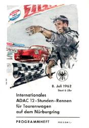 08.07.1962 - Nürburgring