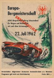 22.07.1962 - Freiburg