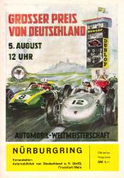 05.08.1962 - Nürburgring