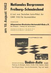 19.08.1962 - Freiburg