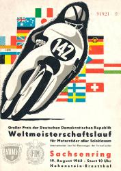 19.08.1962 - Sachsenring