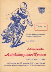 23.09.1962 - Dresden-Hellerau