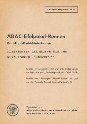 30.09.1962 - Nürburgring