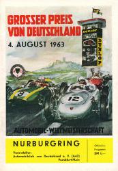 04.08.1963 - Nürburgring