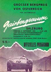 08.09.1963 - Gaisberg