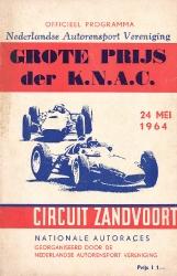 24.05.1964 - Zandvoort