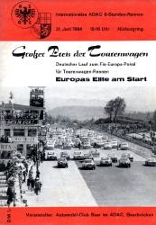 21.06.1964 - Nürburgring