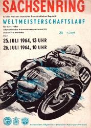 26.07.1964 - Sachsenring