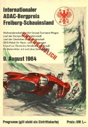 09.08.1964 - Freiburg-Schauinsland