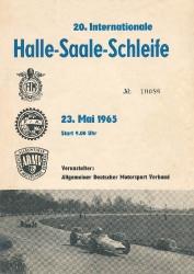 23.05.1965 - Halle-Saale