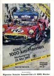 23.05.1965 - Nürburgring