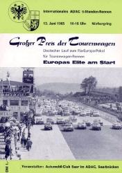 13.06.1965 - Nürburgring