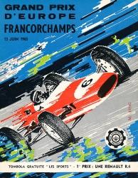 13.06.1965 - Spa-Francorchamps
