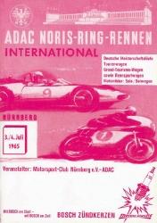 04.07.1965 - Norisring