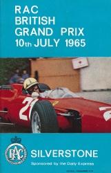 10.07.1965 - Silverstone