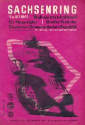 18.07.1965 - Sachsenring
