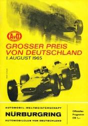 01.08.1965 - Nürburgring