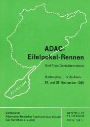 26.09.1965 - Nürburgring
