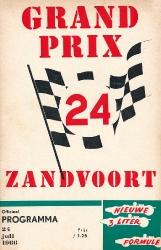 24.07.1966 - Zandvoort