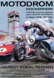 04.09.1966 - Hockenheim