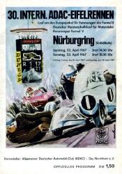 23.04.1967 - Nürburgring