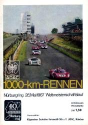 28.05.1967 - Nürburgring