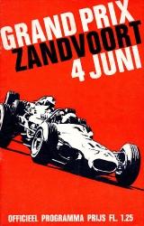 04.06.1967 - Zandvoort