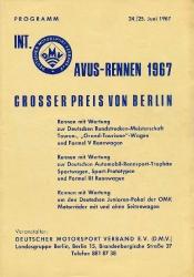 25.06.1967 - Avus