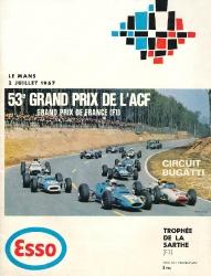 02.07.1967 - Le Mans