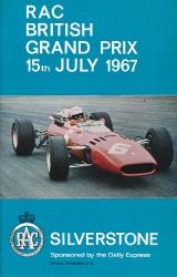 15.07.1967 - Silverstone